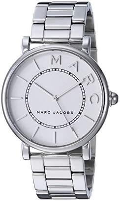 Marc Jacobs Women's 'Roxy' Quartz Stainless Steel Casual Watch