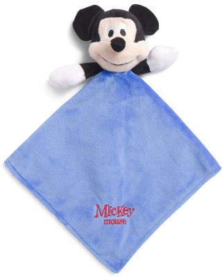 Mickey Mouse Lovie Blanket