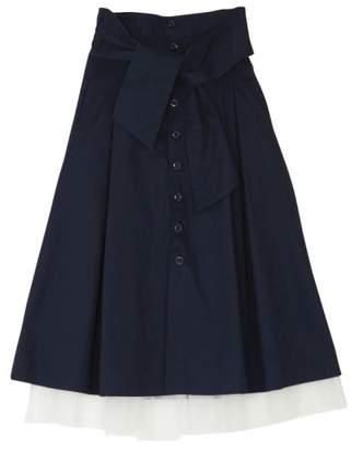 LAGUNAMOON (ラグナムーン) - LAGUNAMOON ミルフィーユフレアースカート
