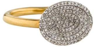 Links of London Concave Diamond Cocktail Ring