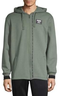 Puma Full-Zip Hooded Jacket