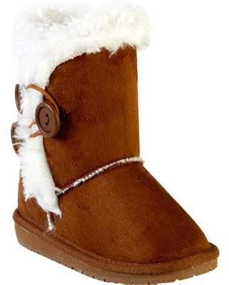 Dawgs Toddler Microfiber 3 Button Australian Style Boot
