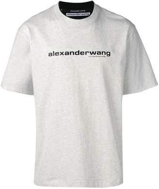 Alexander Wang (アレキサンダー ワン) - Alexander Wang ロゴ Tシャツ