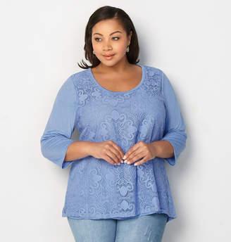 Avenue Lace Crochet Top