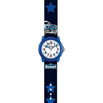 Scout Boys Analogue Quartz Watch with PU Strap 280305034