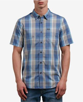 Volcom Men's Plaid Shirt