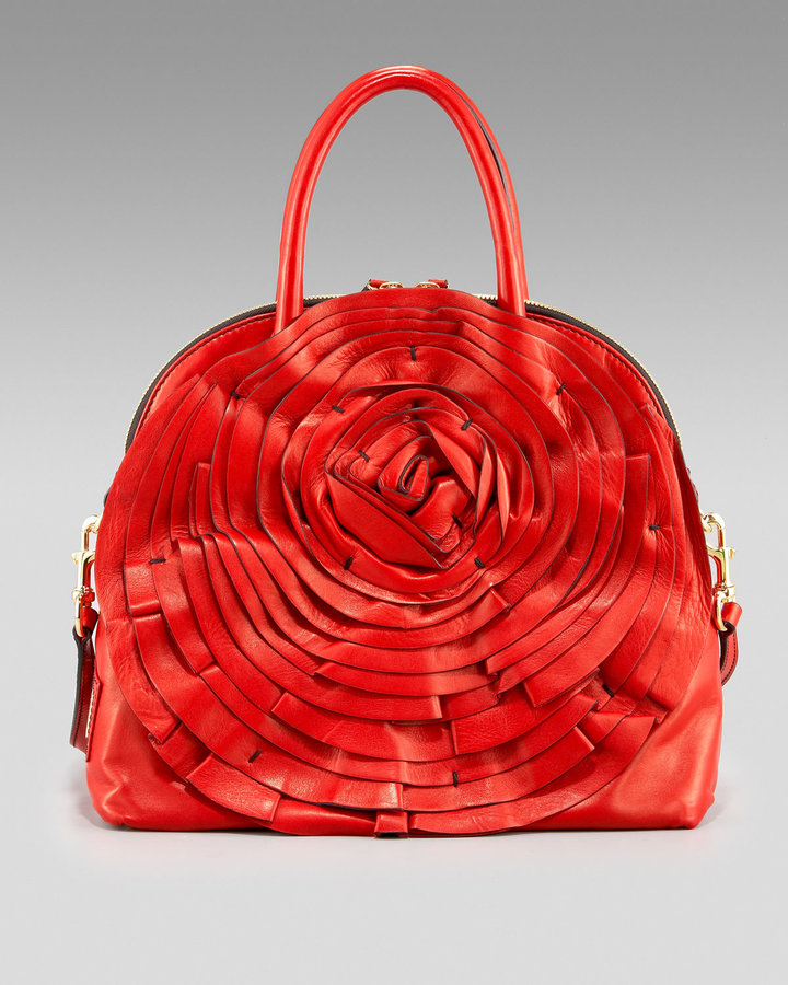 Valentino Petale Dome Bag