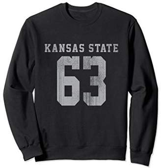 NCAA Kansas State Women's College Sweatshirt ksuw200