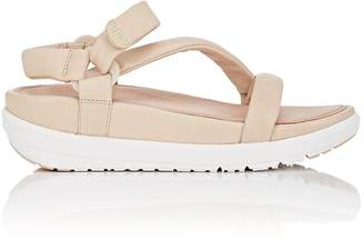 FitFlop LIMITED EDITION Women's Padded Leather Ankle-Strap Sandals