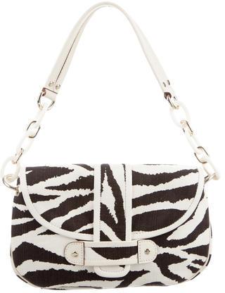 Kate SpadeKate Spade New York Zebra Woven Bag