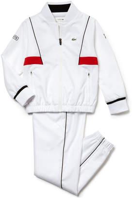 Lacoste Boys' SPORT Tracksuit - Novak Djokovic Collection
