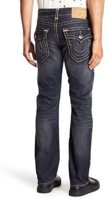 True Religion Straight Flap Warthworm Jeans