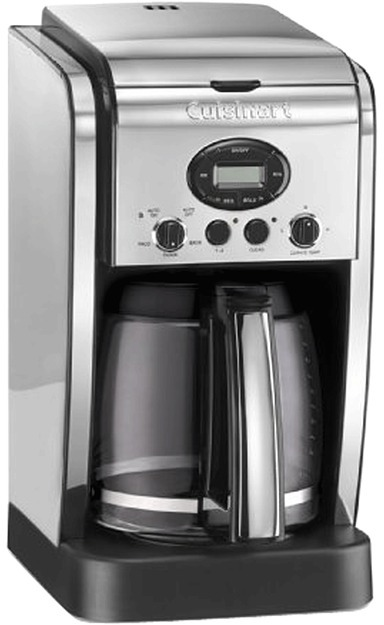 Cuisinart Brew Central 14-Cup Programmable Coffee Maker (Polished Chrome) - Home