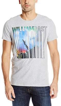 William Rast Men's Graphic at The Concert Tee Shirt