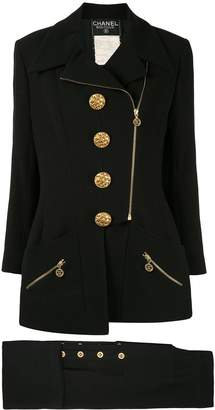 Chanel Pre-Owned jacket and skirt suit