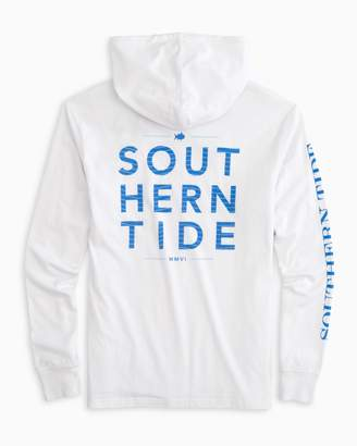 Southern Tide Southern Wave Long Sleeve Hoodie T-shirt