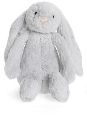 Infant Jellycat 'Small Bashful Bunny' Stuffed Animal $15 thestylecure.com