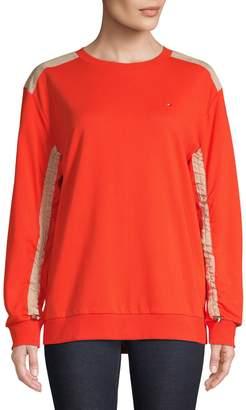 Tommy Hilfiger Crew Neck Long Sleeve Sweatshirt
