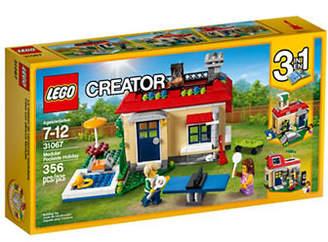 Lego Creator Modular Poolside Holiday Toy Set 31067