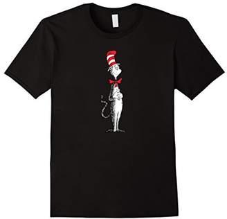 Dr. Seuss Standing Cat T-shirt