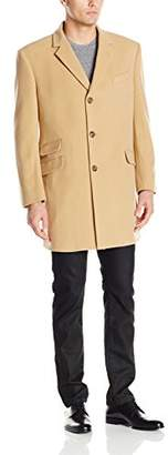 Tommy Hilfiger Men's Bryce Single Breasted Top Coat
