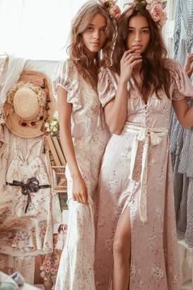 LoveShackFancy Delaney Dress