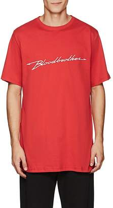 Blood Brother MEN'S PERFORMANCE COTTON T-SHIRT