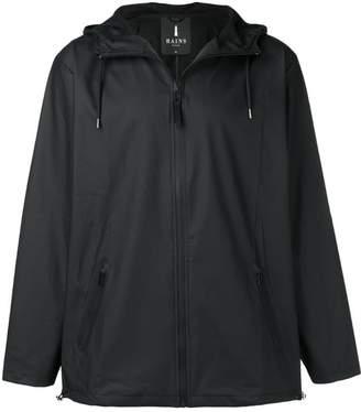 0b48187e6ee Mens Zip Rain Jacket - ShopStyle