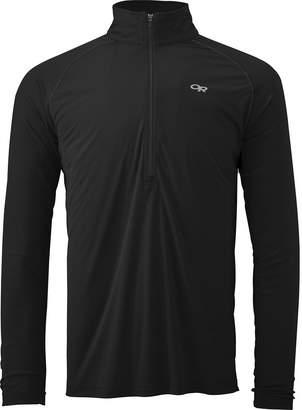 Outdoor Research Echo Zip-Neck Shirt - Men's