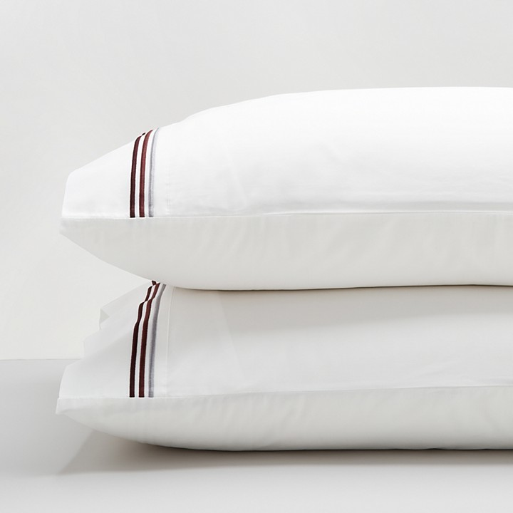 HUGO BOSS BOSS HOME for Classiques King Pillowcase, Pair