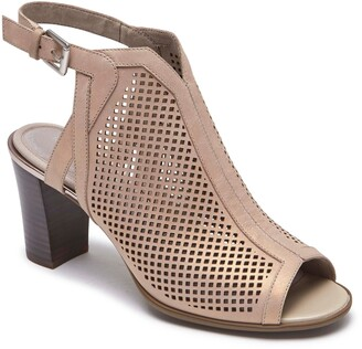 Rockport Total Motion Luxe Perforated Sandal