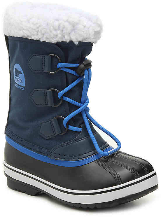 Sorel Yoot Pac Youth Snow Boot - Boy's