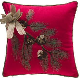 Three Posts Dieterich Foliage Throw Pillow
