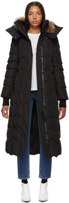 Mackage Black Jada Classic Down Coat