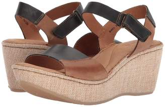 Børn Nectar Women's Wedge Shoes