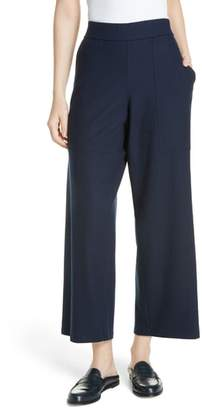 Eileen Fisher Wool Ankle Pants