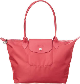 Longchamp Le Pliage Neo Small Canvas Tote