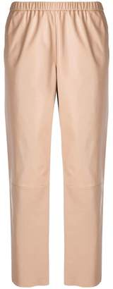 Drome cropped high waisted trousers