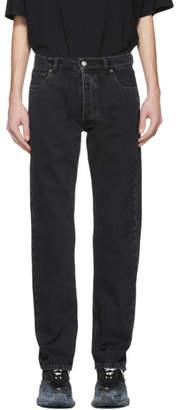Balenciaga Black Archetype Jeans
