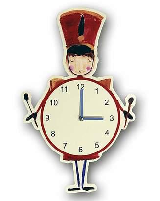 Drummer Boy Clock