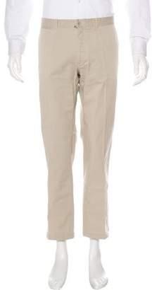 Prada Sport Flat Front Chino Pants