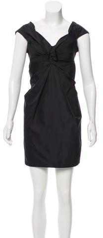 Marc JacobsMarc Jacobs Silk Cocktail Dress