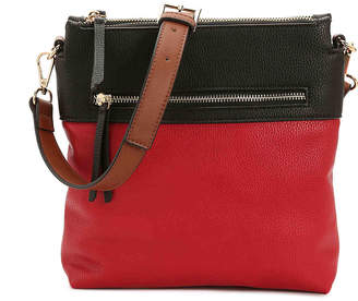 Sondra Roberts Colorblock Crossbody Bag - Women's