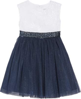 Dorissa Jolie Fit & Flare Dress