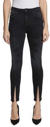 PRPS Chevelle Split Ankle Skinny Jeans