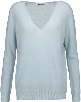 Theory Adrianna cashmere sweater $265 thestylecure.com