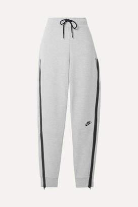 Nike Cotton-blend Tech Fleece Track Pants - Stone