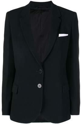 Neil Barrett classic buttoned blazer