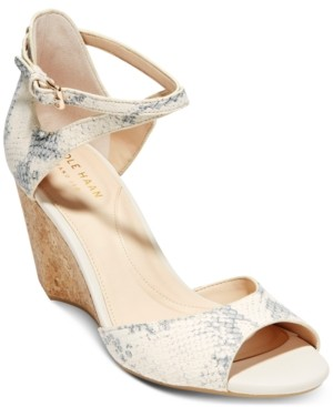 067a6f5ce49b Cole Haan Sadie Grand Open-Toe Wedge Sandals