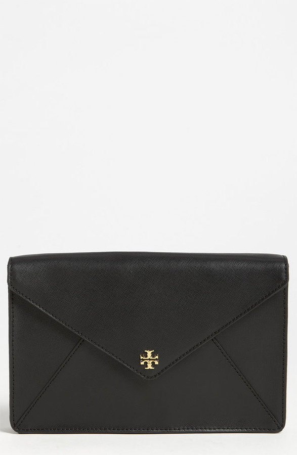 Tory Burch 'Robinson' Envelope Clutch